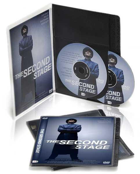 DVD Storage Sleeves